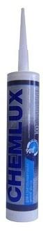 Герметик силиконовый Chemlux 9011 /для аквариумов до 400 л/ /черный/ - фото 19672