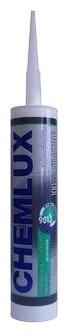 Герметик силиконовый Chemlux 9013 /для аквариумов до 3500 л/ /прозрачный/ - фото 19674