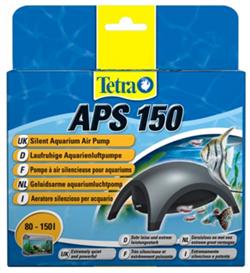 Компрессор Tetra APS 150 для аквариумов 80-150 л. /серый/ - фото 19686