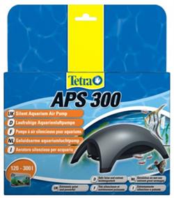 Компрессор Tetra APS 300 для аквариумов 120-300 л. /серый/ - фото 19688