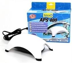 Компрессор Tetra APS 400 для аквариумов 250-600 л. /белый/ - фото 19691