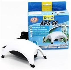 Компрессор Tetra APS  50 для аквариумов 10-60 л. /белый/ - фото 19693