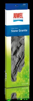 Облицовка для фильтров Juwel FILTER-COVER STONE GRANITE 55,5 x 18,6 см / 55,5 x 15,7 см. - фото 19714
