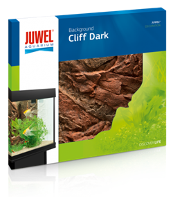 Фон объемный Juwel CLIFF DARK 60х55 см. - фото 19715