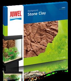 Фон объемный Juwel STONE CLAY 60х55 см. - фото 19719