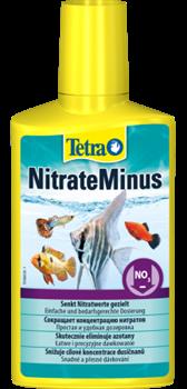 Кондиционер для аквариумной воды Tetra AQUA NITRAT MINUS /снижение нитратов/ 100 мл. - фото 19788