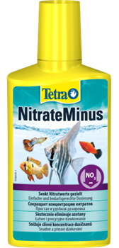 Кондиционер для аквариумной воды Tetra AQUA NITRAT MINUS /снижение нитратов/ 250 мл. - фото 19789