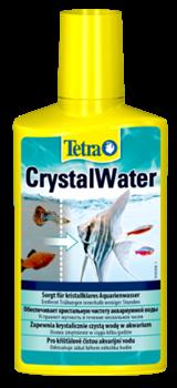 Кондиционер для аквариумной воды Tetra CRYSTAL WATER /для очистки воды/ 100 мл. - фото 19794