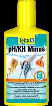 Кондиционер для аквариумной воды Tetra pH/KH MINUS 250 мл /снижение рН и карбонатной жёсткости/ - фото 19800