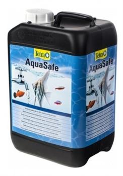 Кондиционер для аквариумной воды Tetra AQUA SAFE /подготовка воды/ 5 л. - фото 19804