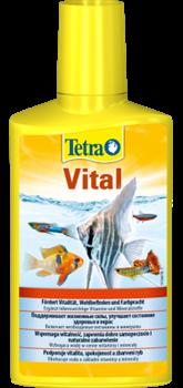 Кондиционер для аквариумной воды Tetra VITAL /улучшение здоровья рыб и растений/ 250 мл. - фото 19812