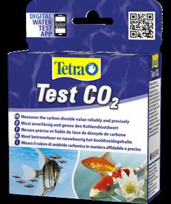 Тест для аквариумной воды Tetra CO2 10 мл /углекислота/ - фото 19819