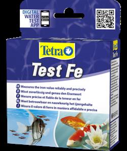 Тест для аквариумной воды Tetra FE 10 мл /железо/ - фото 19820