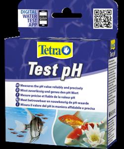 Тест для аквариумной воды Tetra pH 10 мл /кислотность/ - фото 19825