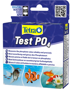 Тест для аквариумной воды Tetra PO4, 10 мл /фосфаты/ - фото 19826
