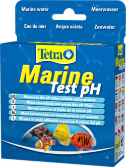 Тест для морской воды Tetra pH 10 мл /кислотность/ - фото 19828