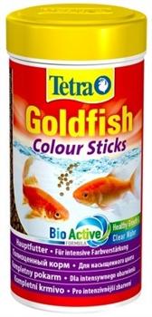 Корм для золотых рыб Tetra GOLDFISH COLOUR STICKS /гранулы/ 250 мл. - фото 19835