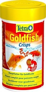 Корм для золотых рыб Tetra GOLDFISH CRISPS /чипсы/ 100 мл. - фото 19836