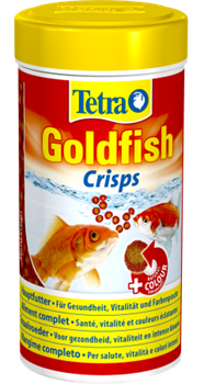 Корм для золотых рыб Tetra GOLDFISH CRISPS /чипсы/ 250 мл. - фото 19837