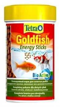 Tetra GOLDFISH ENERGY 100 мл, корм в гранулах для золотых рыб - фото 19838