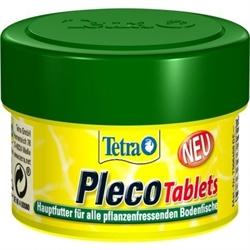 Tetra PLECO TABLETS корм в таблетках для растительноядных сомов, 58 шт. - фото 19858