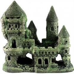 Декорация Декси Замок 102, 22х11х20 см. - фото 19959