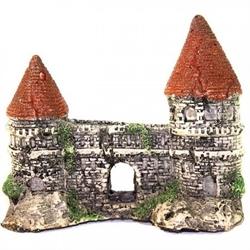 Декорация Декси Замок 611, 14х7х10 см. - фото 19963