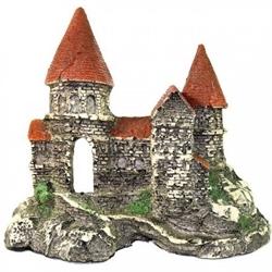 Декорация Декси Замок 612, 21х7х14 см. - фото 19964