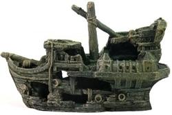 Декорация Декси Корабль 503, 33х13х22 см. - фото 19967