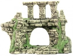 Декорация Декси Крепость 203, 33х13х22 см. - фото 19980