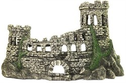 Декорация Декси Крепость 221, 40х25х8 см. - фото 19983