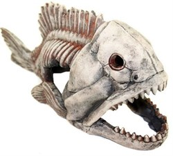 Декорация Декси Скелет рыбы 904, 42х14х19 см. - фото 19994