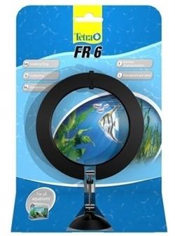 Кормушка для рыб регулируемая на присоске Tetra FR 6 Feeding Ring d=6 см. - фото 20031