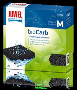 Губка угольная Bio Carb для фильтров Juwel BIOFLOW 3.0/COMPACT - фото 20141