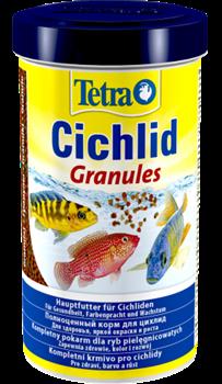 Корм для цихлид Tetra CICHLID GRANULES 500 мл. /гранулы/ - фото 20193