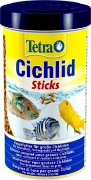 Корм для цихлид Tetra CICHLID STICKS /палочки/   500 мл. - фото 20200