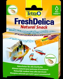 Корм-лакомство для рыб Tetra FRESH DELICA 48 г. /дафния/ - фото 20207