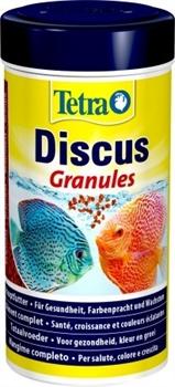 Корм для дискусов Tetra DISCUS GRANULES /мелкие гранулы, крупа/  1000 мл. - фото 20216