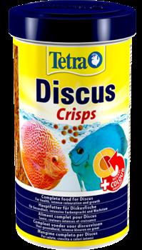 Корм для дискусов Tetra DISCUS CRISPS 500 мл. - фото 20218