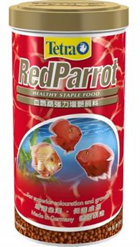 Корм для красных попугаев Tetra RED PARROT /гранулы/ 1 л. - фото 20220