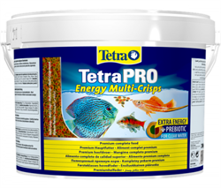 Корм для рыб TetraPro Energy Multi-Crisps /чипсы/ 10 л. - фото 20253