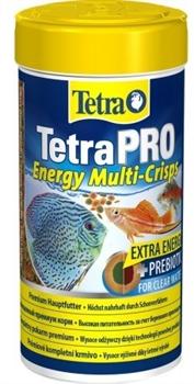 Корм для рыб TetraPro Energy Multi-Crisps /чипсы/ 250 мл. - фото 20255