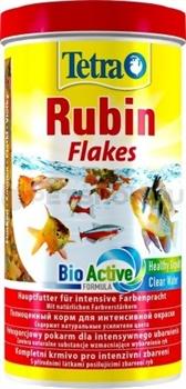 Корм для рыб Tetra RUBIN /хлопья/ 1 л. - фото 20258