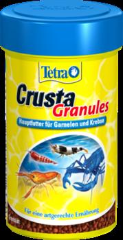 Корм для креветок и раков Tetra CRUSTA GRANULES 100 мл. /тонущие гранулы/ - фото 20263