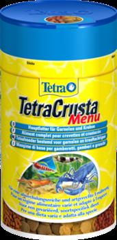 Корм для креветок и раков Tetra CRUSTA MENU 100 мл. /4 в 1/ - фото 20264
