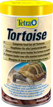 Корм для сухопутных черепах Tetra TORTOISE  500 мл. - фото 20288