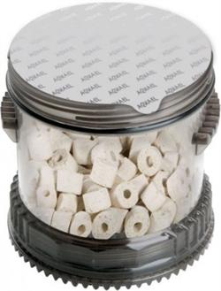 Запасной контейнер к фильтру Aquael MULTI KANI BioCeraMax керамические цилиндры - фото 20333