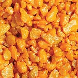 Грунт цветной Aquagrunt /оранжевый/ 3-5 мм., 1 кг. - фото 20354