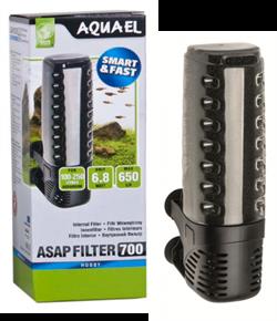 Фильтр внутренний Aquael ASAP 700 /для аквариумов 100-250 л/, 650 л/ч - фото 20399