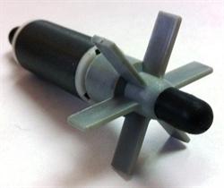 Импеллер и стальной вал для помпы Sicce SYNCRA SILENT 1.0 - фото 20423